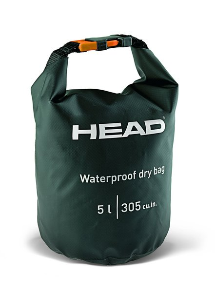 HEAD SUCHY WOREK DRY BAG 5L  black