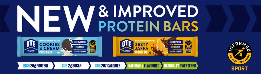 OTE  PROTEIN BAR COOKIES & CREAM 63G